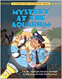img - for Mystery at the Aquarium (A Nightlight Detective Book) book / textbook / text book