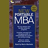 img - for The New Portable M.B.A. book / textbook / text book