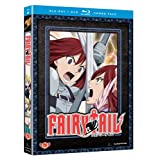 Buy Fairy Tail: Part 8 (Blu-ray DVD Combo)