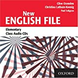 New English File: Elementary: Class Audio CDs (3): Class Audio CDs Elementary levelby Clive Oxenden
