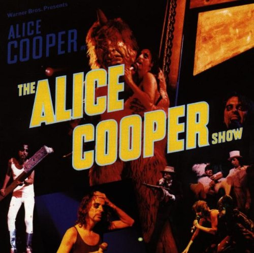 The Alice Cooper Show artwork