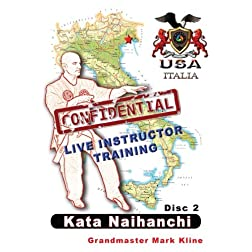 Confidential Live Training - Kata Naihanchi 123 Disc 2