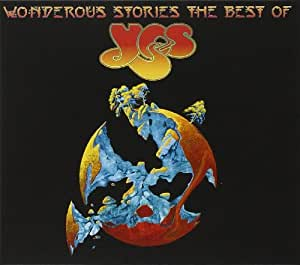 Wonderous Stories : The best of Yes