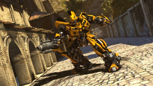 Transformers Dark of the Moon Autobots screenshot