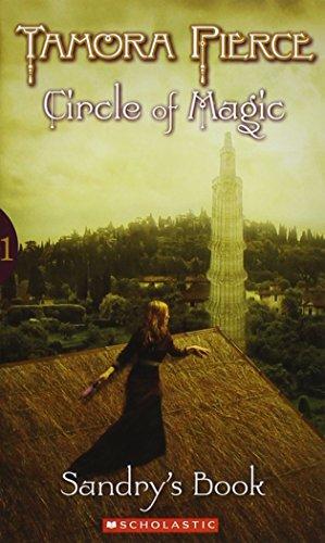 Sandry's Book (Circle of Magic, Book 1)