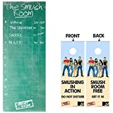 Jersey Shore: Smush Room Board + Door Hanger