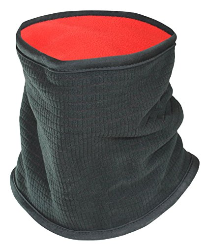 sub-sports-thermal-neck-warmer-winter-fleece-snood-black-red-inner-os