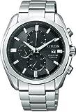 [シチズン]CITIZEN 腕時計 Citizen Collection シチズン コレクション Eco-Drive エコ・ドライブ クロノグラフ チタンモデル CA0021-53E メンズ