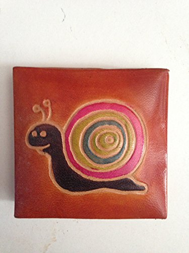 hand-painted-leather-coin-purse-snail-design