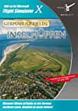 German Airfields: Inselhupefen Add-On for Microsoft Flight Simulator X (PC)