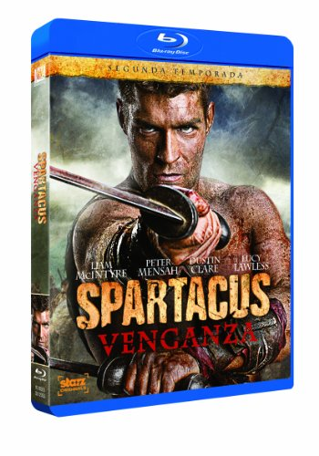 Spartacus: Venganza - 2ª Temporada [Blu-ray]