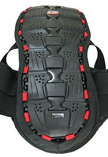 max mph protection du dos dorsale pour la moto v lo ski taille l altisports. Black Bedroom Furniture Sets. Home Design Ideas