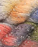 Impressionist Collection Impressionist Beaded Mohair & Sequins Yarn 02 Spring Bouquet