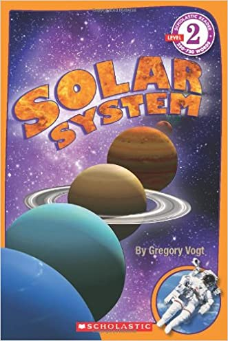 Scholastic Reader Level 2: Solar System