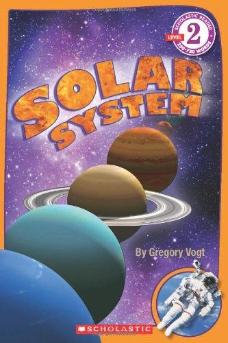 Solar System (Scholastic Readers)