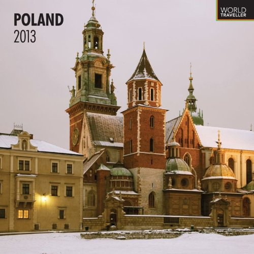 Poland 2013 Square 12X12 Wall Calendar