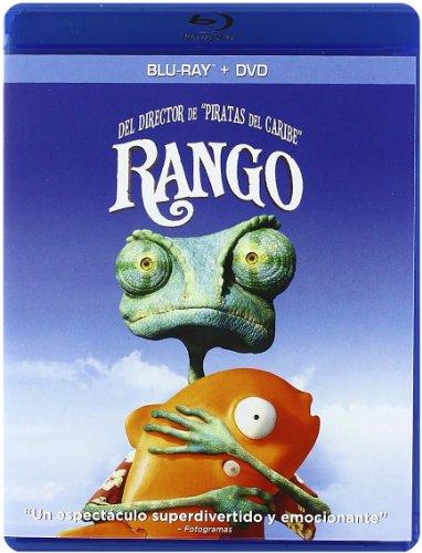Rango (Combo DVD + BR) [Blu-ray]