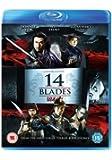 14 Blades [Blu-ray] [Import anglais]