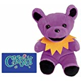 Grateful Dead - Bean Bear - Plush Toy - Cassidy by Old Glory