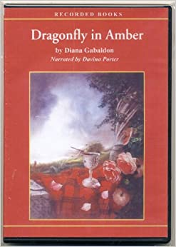 Dragonfly in Amber by Diana Gabaldon Unabridged MP3 CD ...