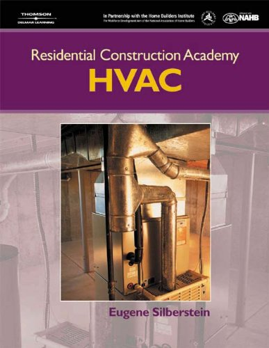 Residential Construction Academy: HVAC - Cengage Learning - DE-1401849016 - ISBN: 1401849016 - ISBN-13: 9781401849016