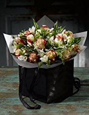Autograph™ Rose & Freesia Gift Bag