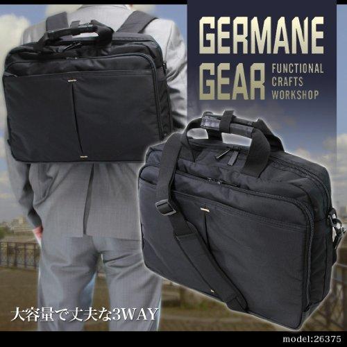 va- 26375-hira GERMANE GEAR ジャーメインギア メンズ ブリーフケース リュック 出張 Amazon限定 オリジナルモデル