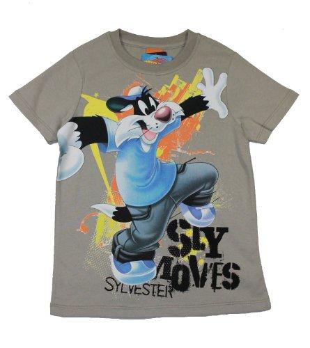 looney-tunes-t-shirt-sylvester-99377-london-fog-gr-140