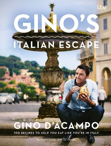 Sale alerts for Hodder & Stoughton Gino's Italian Escape - Covvet