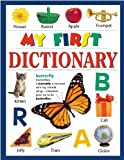 My First Dictionary (0785383697) by Editors of Publications International Ltd.