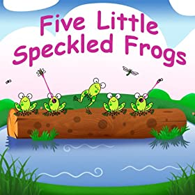 Amazon Five Little Speckled Frogs My Digital Touch MP3