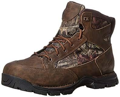 Danner Men's Pronghorn 6 Inch GTX Uninsulated Hunting Boot,Mossy Oak Break Up Infinity/Brown,7 D US