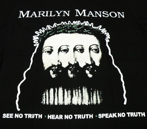 マリリン マンソン 名言