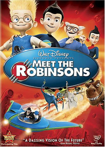 Cover art for  Meet the Robinsons