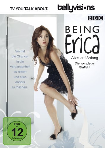 Being Erica - Staffel 1 [4 DVDs]
