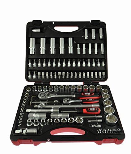 Red-Tools-Steckschlsselsatz-108-teilig-Werkzeugkoffer-RT20411