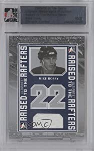 Buy Mike Bossy Manufacturer ENCASED Uncirculated #12 25 New York Islanders (Hockey Card) 2005-06 In the... by In the Game Ultimate Memorabilia 6th Edition