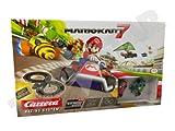 BNIB Mario Kart 7 Slot Cars Racing System Scalextric Figure 8 Track With Yoshi NEW
