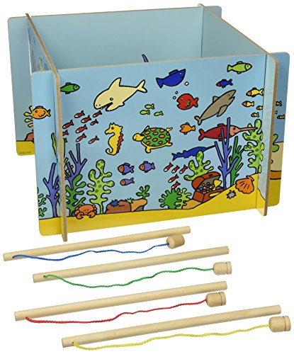 Vilac 20 Piece Fishing Game