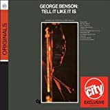 echange, troc George Benson - Tell It Like It Is (Verve Originals Serie)