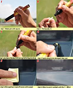 Fix It Pro Scratch Repair Pen from Simoniz