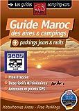 Guide des aires Maroc