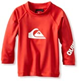 Quiksilver Baby-Boys Infant All Time Long Sleeve Surf Shirt