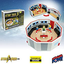 Star Trek: TOS Pin Mate Enterprise Playset - EE Exclusive