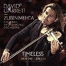 Timeless-Brahms & Bruch Violin Concertos