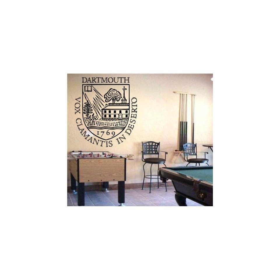 Ncaa Wall Mural Vinyl Sticker Sports Logos Dartmouth Big Green (S170)