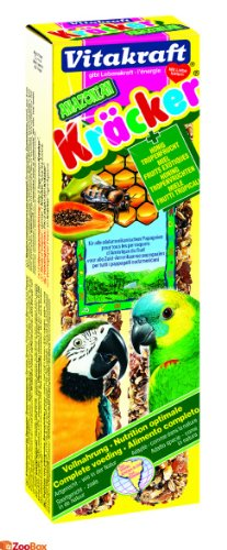 Vitakraft Amazonian + Honig & Tropenfrucht für
