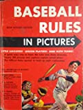 img - for Baseball Rule in Pictures book / textbook / text book
