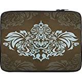 Snoogg Motif Patterns 12 To 12.6 Inch Laptop Netbook Notebook Slipcase Sleeve