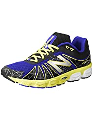 New Balance Men's M890v4 Neutral Light Running Shoe - 8 2E US